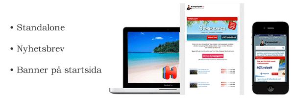 kundcase för hotels.com rabatter